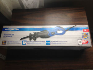 Brand new reciprocating saw