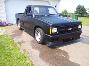 1991 and 1992 Chevrolet S-10s      -Reduced-