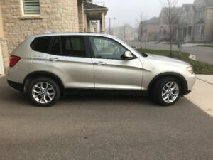 2011 BMW X3 xDrive28i Premium Package
