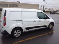 Van with driver looking for a contract