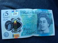 New fiver low series AA05