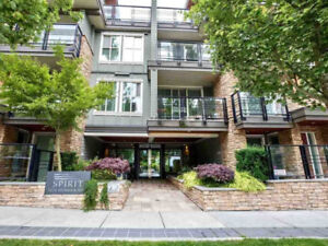 2 Bedroom 2 Bath 1 Den Apartment at UBC Wesbrook Village