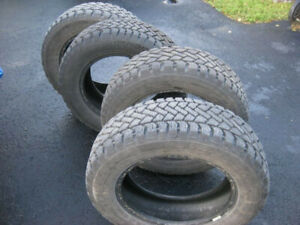 205 /55 R16 winter tire, very good condition