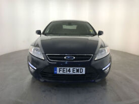 2014 FORD MONDEO ZETEC BUSINESS EDITION DIESEL 1 OWNER SERVICE HISTORY FINANCE