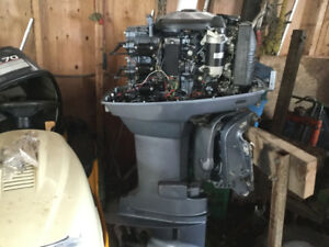 70HP 2 stroke Exceptional condition