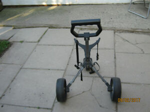 Lite Weight Collapsible Pull Cart (Clean)