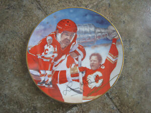Collector Plate – 9 Lanny McDonald