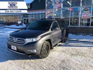 2011 Toyota Highlander Base  - $191.16 B/W