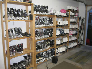 """Need Skates? Centrally Located in HRM """"Skateman is on Parkland"""""""