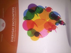 Everyday Encounters-An Intro To Interpersonal Communication