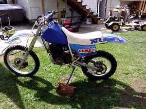 1984 honda xr500r