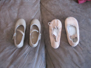 Girls Tap Shoes - Size 6