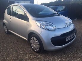 CITROEN C1 1.0 3DR 2006 IDEAL FIRST CAR CHEAP INSURANCE AND ONLY £20 ROAD TAX
