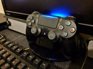 A loved and well kept PS4 bundle