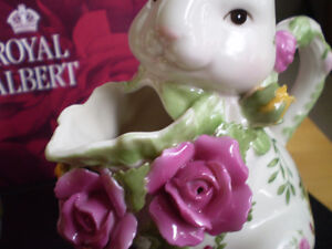 Royal Albert Old Country Roses Fine Bone China Creamer and Sugar Kitchener / Waterloo Kitchener Area image 8