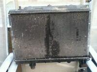Mg zr turbo diesel radiator