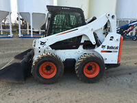 Bobcat S650 Low Hours!