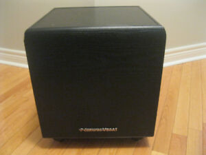 Cerwin Vega  Subwoofer 200W  Working