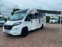 SWIFT ESPRIT 484 | 2015 | 4 BERTH FIXED BED MOTORHOME | SOLAR | REVERSE CAM