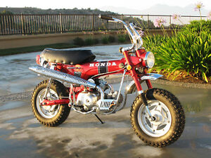 **Wanted** Looking for running or non running Honda ct 70