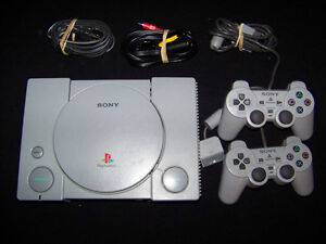 Sony PS1 Video Games