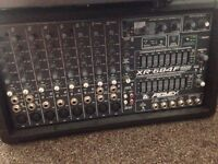 Peavey XR684F Powered Mixer