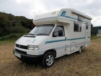 Compass Calypso VW T4 2.4 Diesel, Great 2 Berth Motorhome