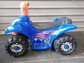Free ~ Kids 6Volt ATV ~Free