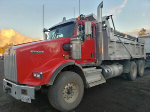 2014 Kenworth T800 on sale with 2004 Trailer