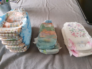 Water Diapers