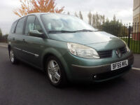 Renault Grand Scenic 1.9 DCI 130 EU4 PRIVILEGE (green) 2005