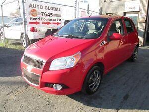 Chevrolet Aveo 5dr  LS,1.6 LITRES, ÉCONOMIQUE 2010