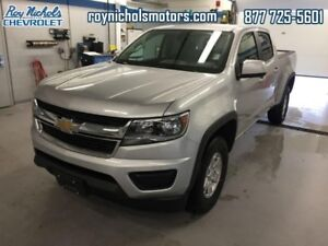 2017 Chevrolet Colorado WT  -  Towing Package - $199.01 B/W
