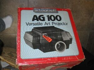 ARTOGRAPH SUPER AG100 VERSATILE ART PROJECTOR
