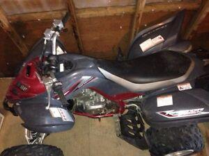2008 Yamaha 700 raptor