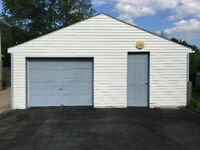 360 SQ FT - GARAGE AVAILABLE FOR RENT!!!