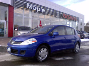 2009 Nissan Versa 1.8 S Sedan (Not Dealer)