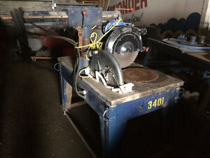 Saw Compound  mitre HEAVY DUTY industrial