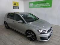 SILVER VOLKSWAGEN GOLF 2.0 GTD DSG ***FROM £290 PER MONTH***