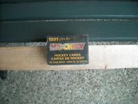 RARE FACTORY SEALED 90-91 OPC HOCKEY SET