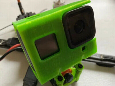 iFlight DC5 DC7 Gopro Hero 8 Case Fpv Drone Tpu Designer Approved