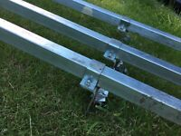Fiat Ducato roof rack also fits boxer/relay