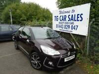 2015 Citroen DS3 E-HDI DStyle + Convertible Diesel Manual