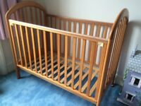 Cosatto cot, excellent condition, priced for quick sale