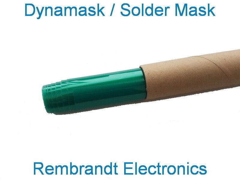 Dynamask: the best DIY Solder Mask. Roll 1 Meter (30,5 x 100 CM) (US)