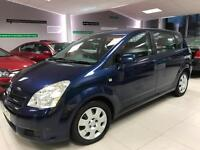 2007 Toyota Verso 2.2 D-4D T2-1-F Keeper-2 Keys-11 Service Stamps-7 Seats-6Speed