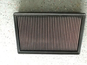 K&N air filter Dodge Ram