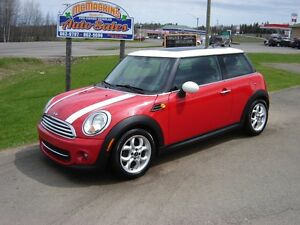 2012 MINI COOPER***6 SPD***SUNROOF***HEATED SEATS***