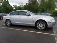 Jaguar S-TYPE 2.7D V6 auto Sport SILVER DIESEL WARRANTY 12 MONTHS MOT FULL SERV