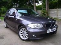 2004 BMW 1 Series 1.6 116I SE 5dr 5 door Hatchback